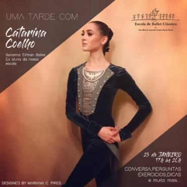 Ballet – Uma Tarde com Catarina Coelho