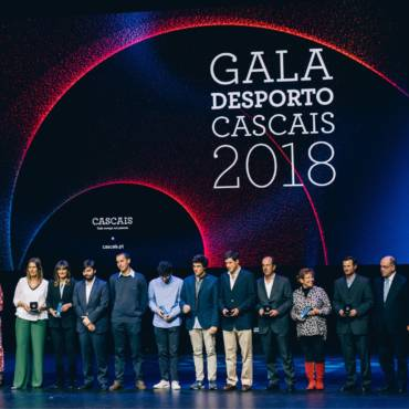 CTE na Gala do Desporto de Cascais.