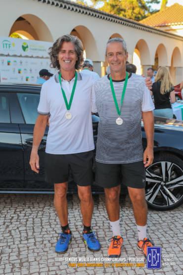 João Freitas e Paulo Travassos sagram-se vice-campeões do Mundo