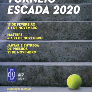 Torneio Escada 2020