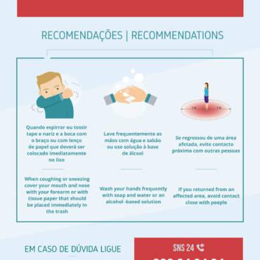 ! Comunicado ! – Covid19