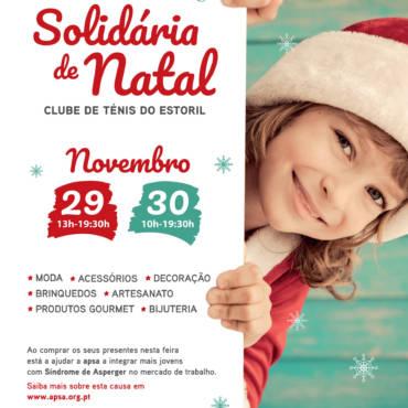 II Feira Solidária de Natal