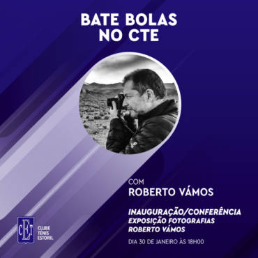 Bate Bolas no CTE com: Roberto Vámos